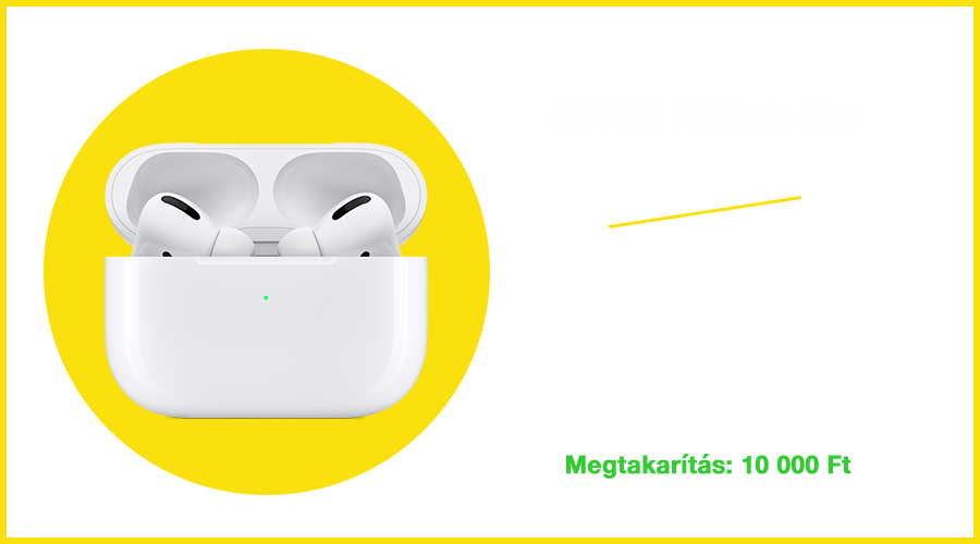 Black Friday 2019 AirPods Pro