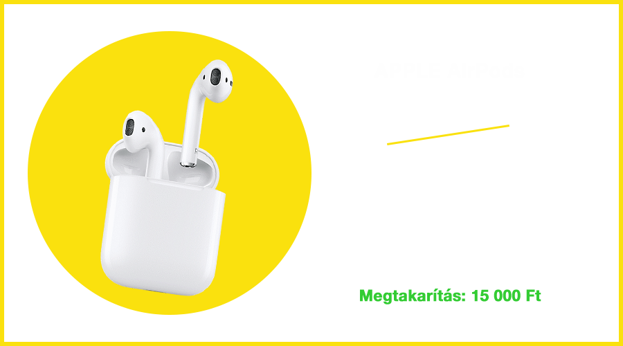 Black Friday 2019 AirPods