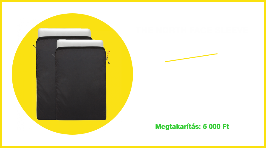 Black Friday 2019 The North Face Sleeve
