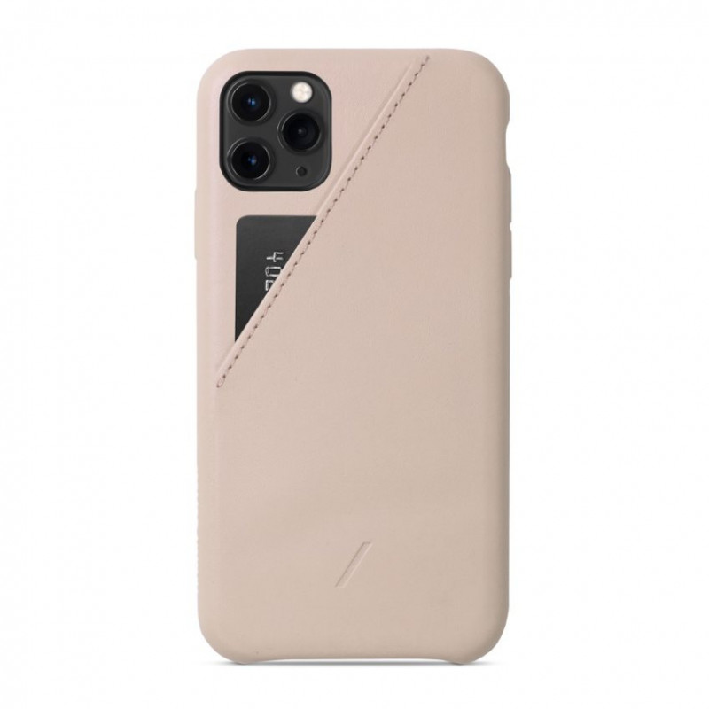 Native Union Clic Card nude iPhone 11 Pro Max Tok