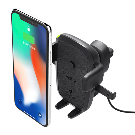 iOttie One Touch 4 Wireless Qi Charging Vent Mount
