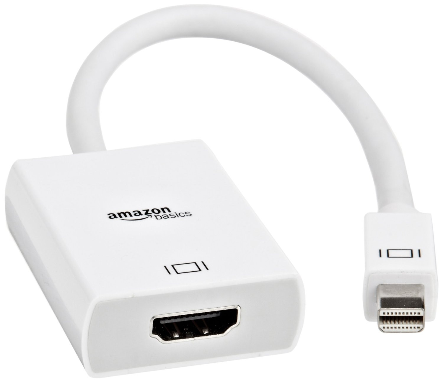 AmazonBasics Mini Displayport - HDMI adapter