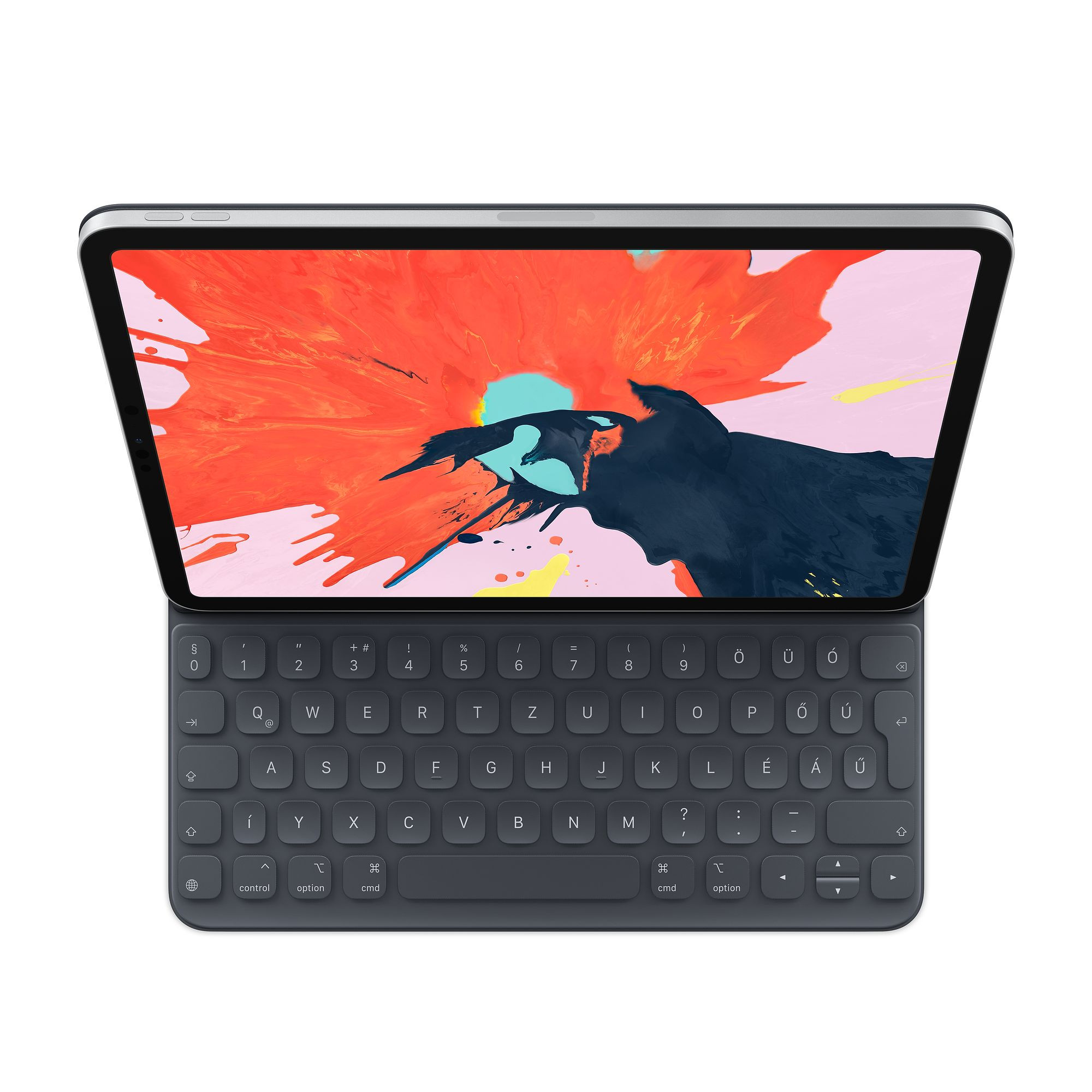 "Apple Smart Keyboard Folio 11"" iPad Pro Billentyűzetes Tok"