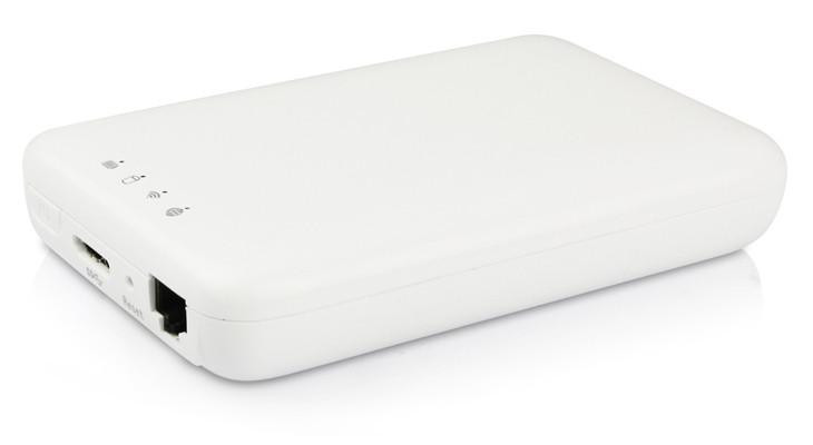 Macally Mobile Wi-Fi HDD tok