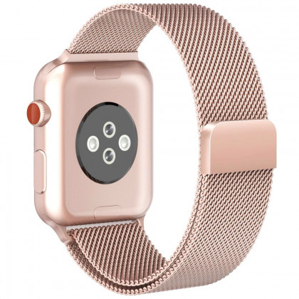 Tech-Protect Milanaseband Apple Watch 1/2/3 Szíj - 38 mm