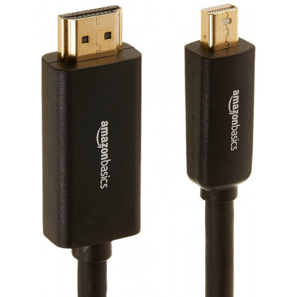 Amazon Basics 1,8 méteres Thunderbolt - HDMI kábel