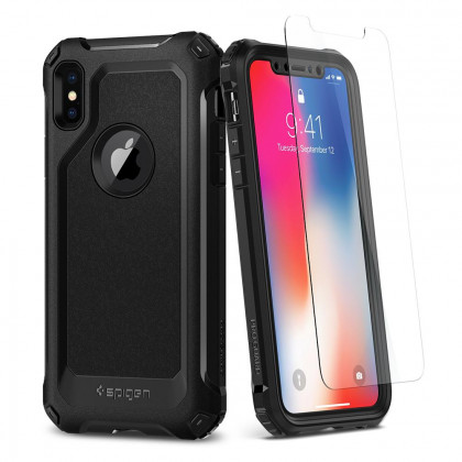 Spigen Pro Guard iPhone X Tok