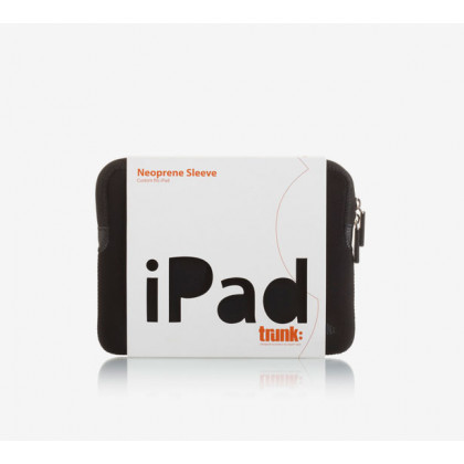 Trunk Neoprene iPad Sleeve
