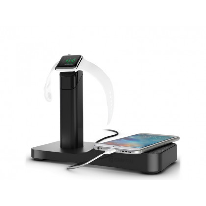 Griffin WatchStand iPhone és Watch töltő