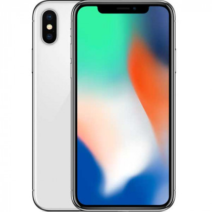Apple iPhone X - 256 GB Ezüst