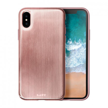 Laut Huex Metallics iPhone X tok