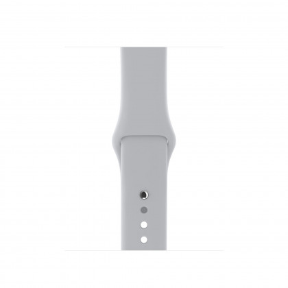 Apple Watch Sport óraszíj - 38mm - Ködszürke