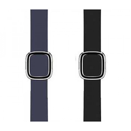 Apple Modern Buckle 38mm bőr óraszíj
