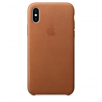 Apple iPhone X bőrtok