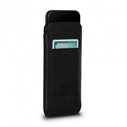 Sena UltraSlim Wallet iPhone X Bőrtok