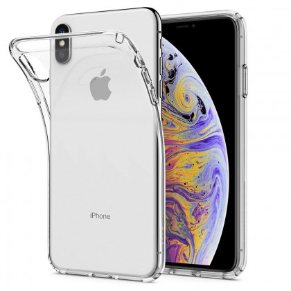 Spigen Liquid Crystal- iPhone XS Max tok
