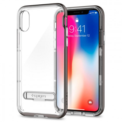 Spigen Crystal Hybrid iPhone 8/7 tok