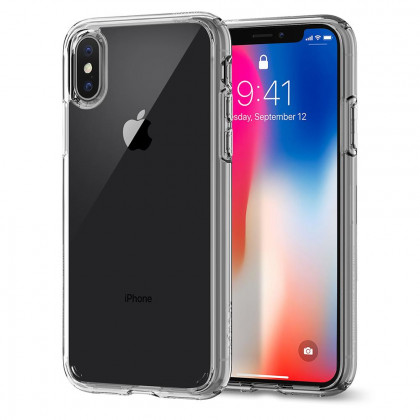 Spigen Ultra Hybrid iPhone X tok