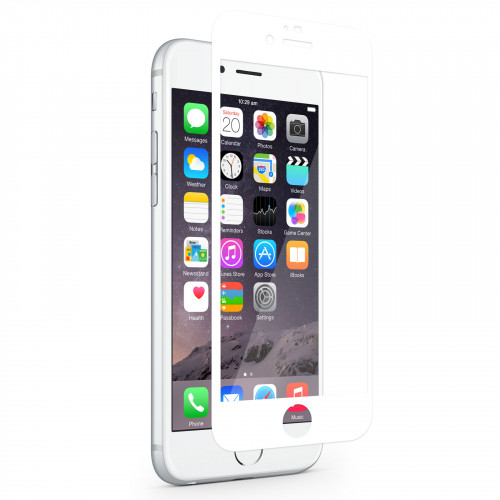 Moshi iVisor XT for iPhone 6 - White (Clear/Glossy) screen protector