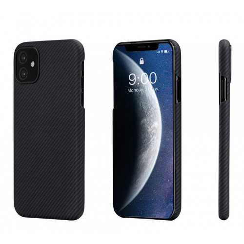 Pitaka Air case iPhone 11 Tok - Fekete - KI1101RA