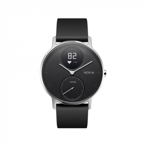 Withings / Nokia Steel HR (36mm) Aktivitást Mérő Okosóra