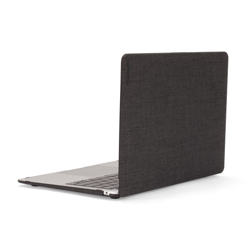 "Incase Textured Hardshell Woolenex 13"" Retina MacBook Air Tok - Fekete"