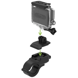iOttie GoPro Adapter Active Edge Bike & Bar Mounthoz