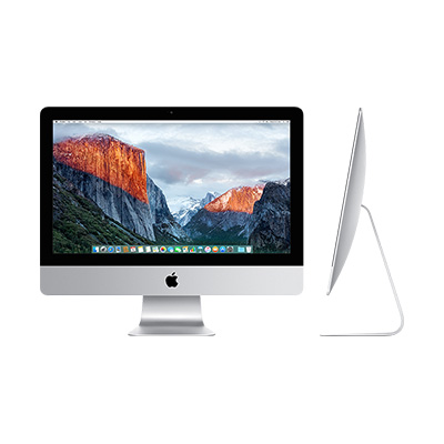 Apple 21 colos iMac